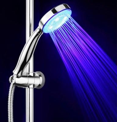 Easy-bid LS-01 LED világítós zuhanyfej