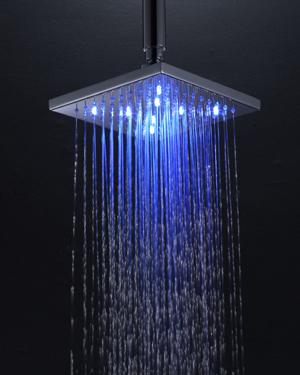 Easy-bid TLS-01 Esőztető fényzuhany króm kivitel