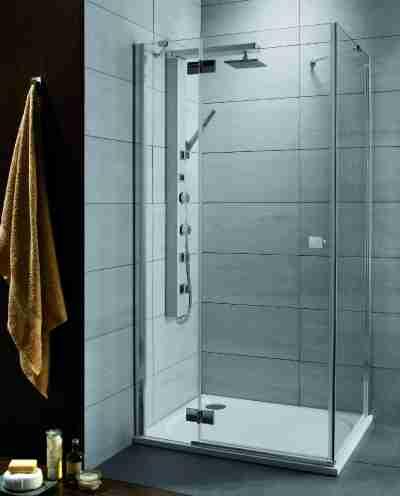 Radaway Almatea KDJ 80x100 szögletes zuhanykabin