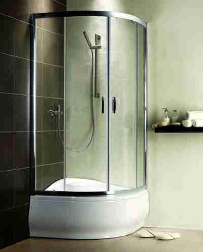 Radaway Premium Plus A 1700 90x90 zuhanykabin