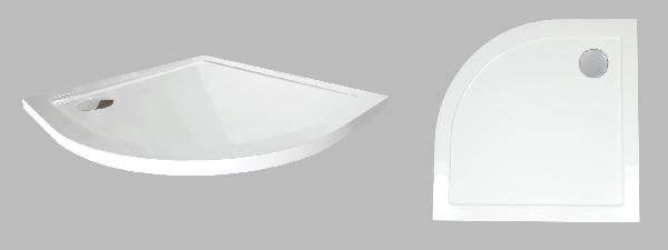 Wellis Cassini zuhanykabin tálca nélkül 90x90x195cm