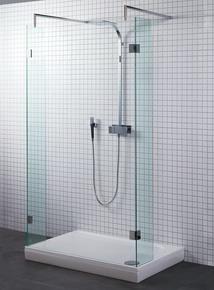 Riho POLAR P202 zuhanyfal 140x90  GP34200