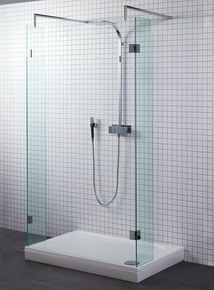 Riho POLAR P202 zuhanyfal 160x90 P35200