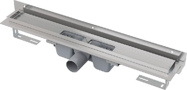 Alcaplast APZ4 750 zuhanyfolyóka állítható peremmel