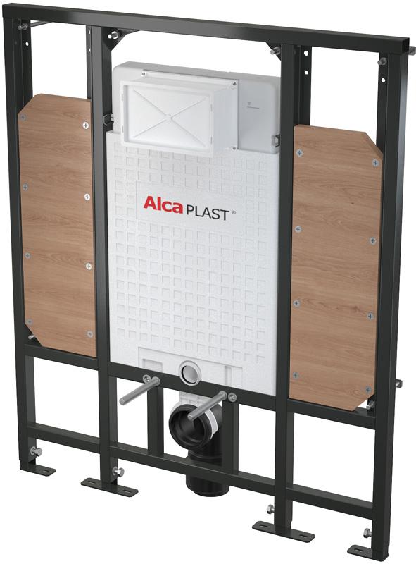 Alcaplast AM101/1300H Falsík alatti szerelési rendszer száraz szereléshez (gipszkarton) – mozgáskorlátozott személyek számára