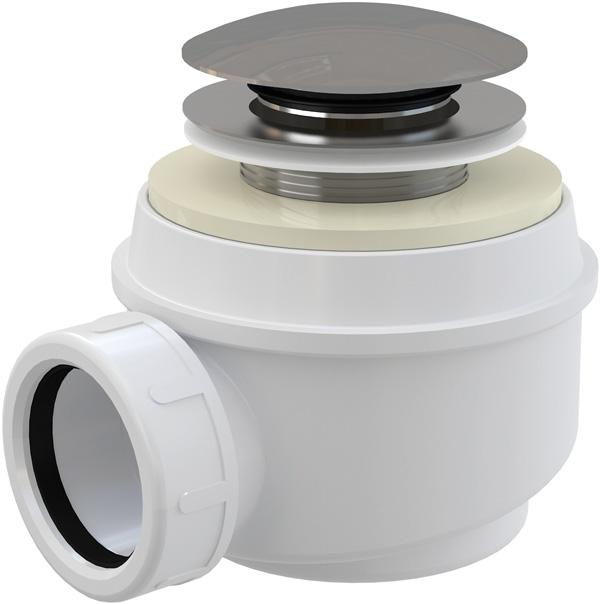 Alcaplast A465 50 zuhanyszifon készlet clik/clak