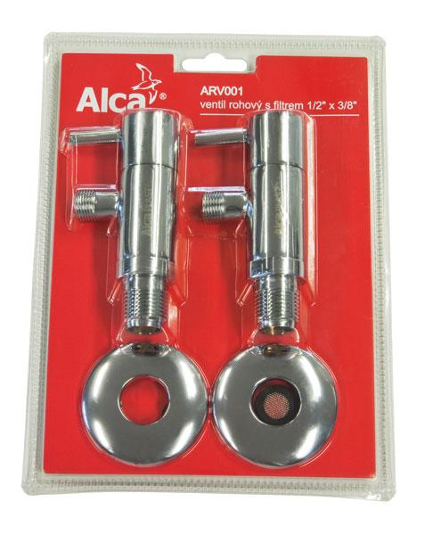 Alcaplast ARV001 blister sarokszelep