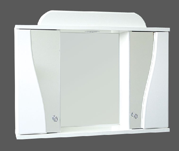 Guido SMARAGD 80 felső fürdőszobaszekrény - több színben rendelhető