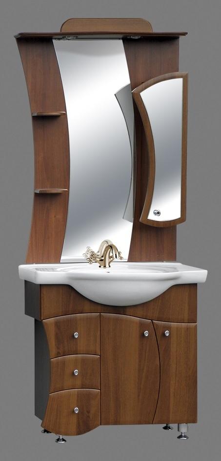 GUIDO TREND 85 fürdőszobaszekrény komplett - több színben rendelhető