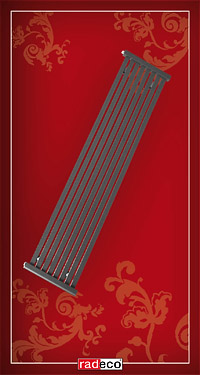 ALVO RAL RADECO design radiátor
