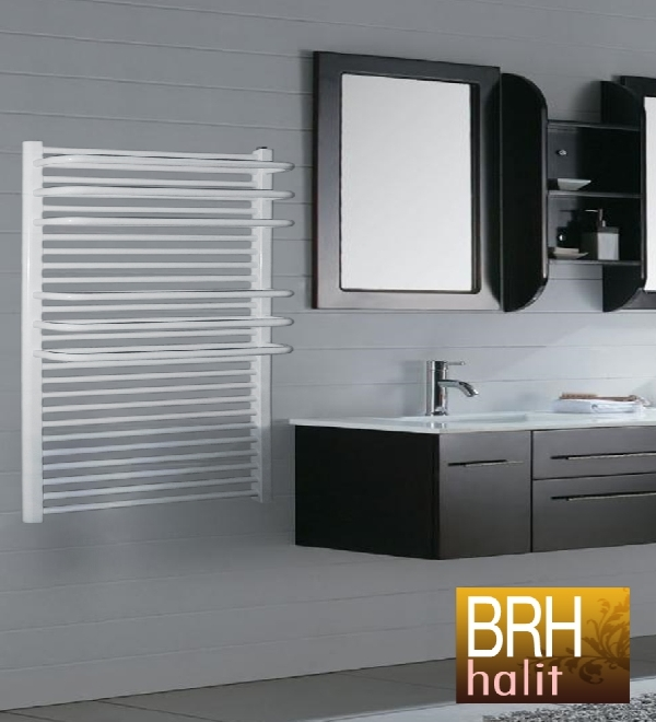 BRH Halit csőradiátor 1250x500 mm