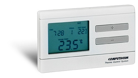 Computherm Q7 digitális, programozható szobai termosztát
