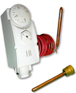 BRH Kapillárcsöves termosztát
