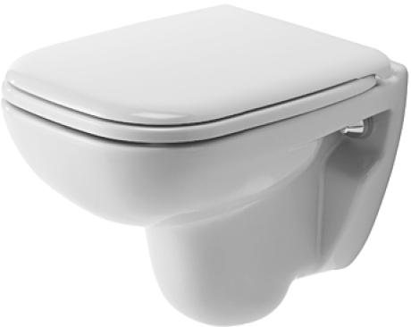 Duravit D-Code mélyöblítésű fali wc compact 221109 00 002