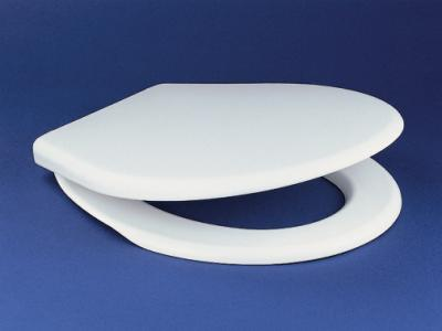 Sanit WC ülőke 1001 Fehér - műanyag zsanér 5602401