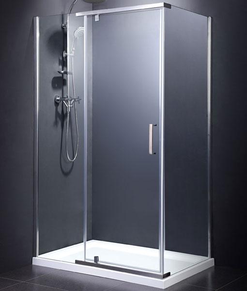 Niagara Wellness CAROL 80x100x206 zuhanykabin + magas tálca