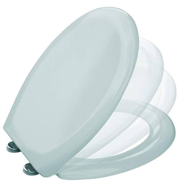 MKW BENEFIT/PRIMA D3 SLIM NEW lecsapódásmentes WC ülöke antibakteriális bevonattal