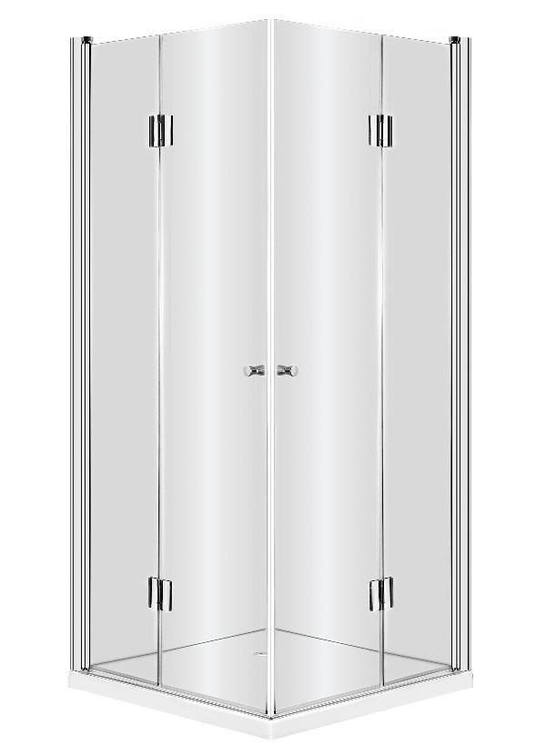 Deante Kerria 90x90 szögletes zuhanykabin
