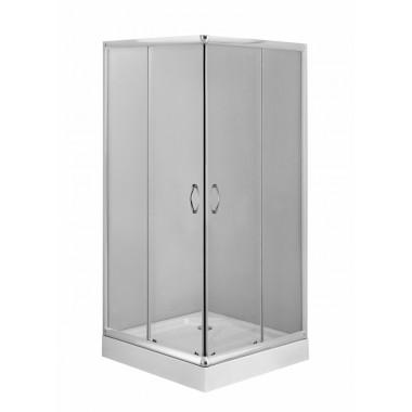 Deante Funkia szögletes zuhanykabin 80 cm KYC_042K