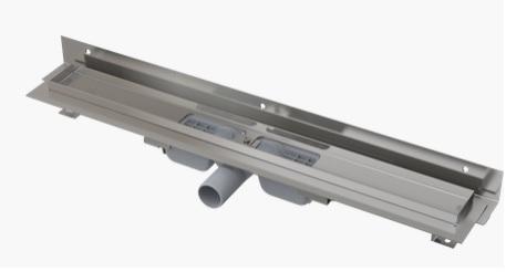 Alcaplast APZ104 950 zuhanyfolyóka állítható peremmel