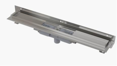 Alcaplast APZ1104 1150 zuhanyfolyóka állítható peremmel