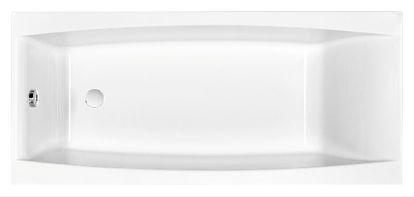 Cersanit Virgo fürdőkád 170x75 S301-045