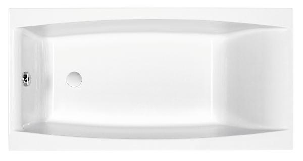 Cersanit Virgo 150x75 kád S301-048