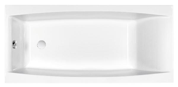 Cersanit Virgo 160x75 kád S301-046
