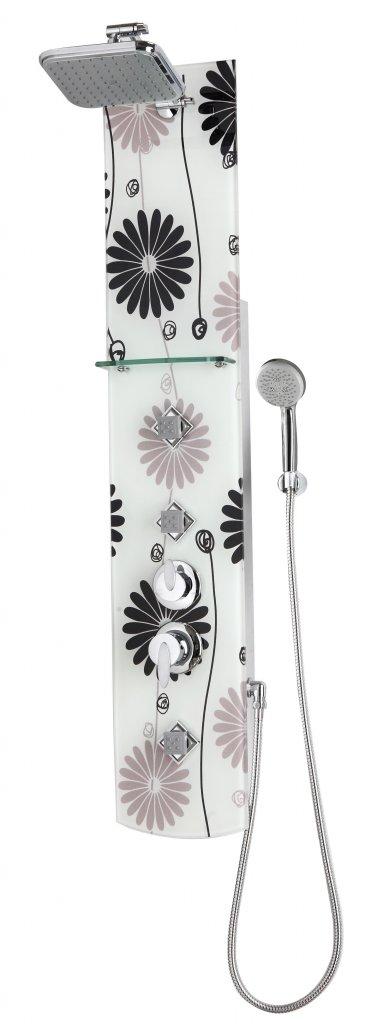 Sanotechnik VERONA Hidromasszázs zuhanypanel