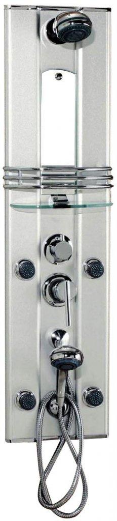 Sanotechnik PALMA Hidromasszázs zuhanypanel
