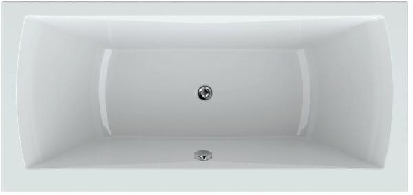 Sanotechnik Orient 170x80x45 cm testformáju fürdőkád 460000