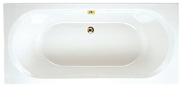 Sanotechnik Caracas testformáju fürdőkád