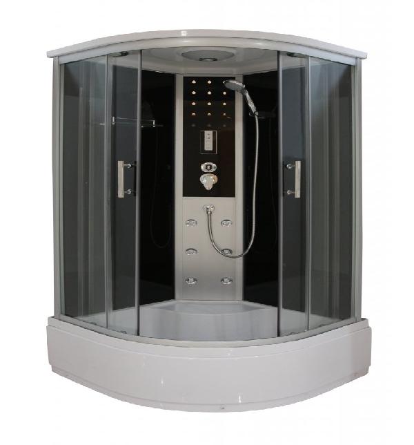 Sanotechnik Vita Hidromasszázs zuhanykabin elektronikával