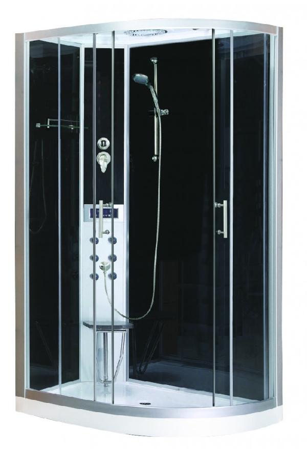 Sanotechnik Vario balos hidromasszázs zuhanykabin