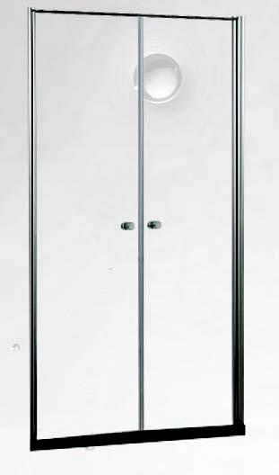 Sanotechnik Elegance zuhanyfülke ajtó 89-91x195 cm