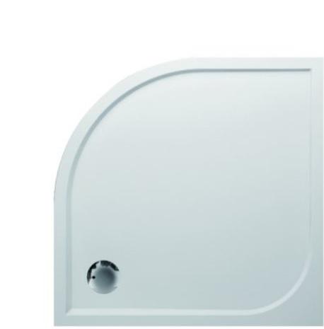 Sanotechnik előlap Dita 100 íves zuhanytálcához