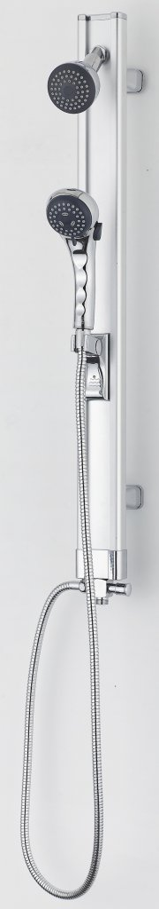 Sanotechnik Sínes zuhanyszett 2 fejjel AS484