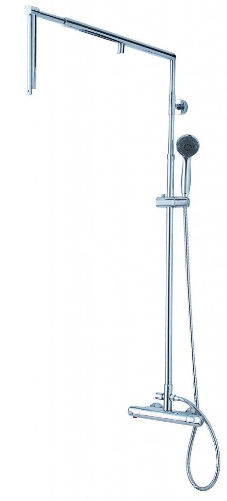 Sanotechnik Sínes zuhanyszett AS433