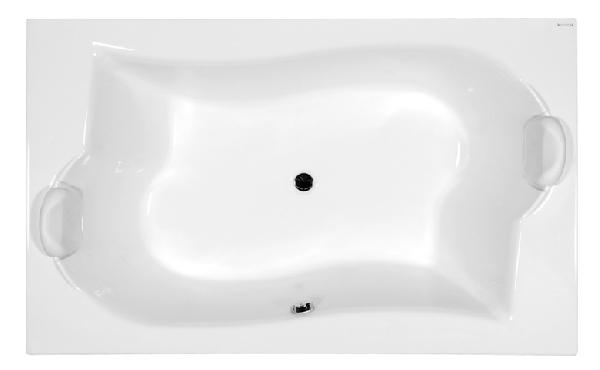 M-acryl ROYAL 180x110  Különleges fürdőkádak + láb