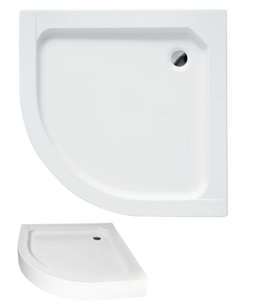 Niagara Wellness Zuhanytálcák LEO-Q / ALEX 80x80x16 cm