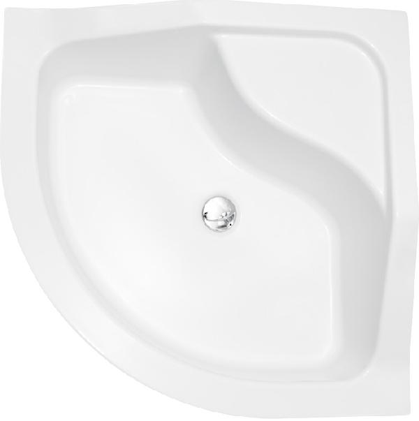 Niagara Wellness Zuhanytálcák Roni-B / OLIVER II 90x90x21/31,5 cm