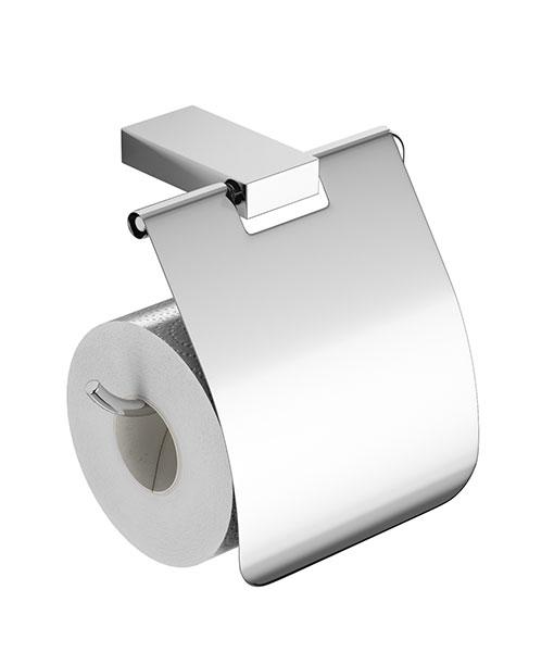 Excellent Riko WC-papír tartó fedőlappal