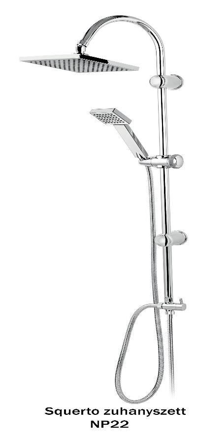 Roltechnik Squerto zuhanyszett (NP22)