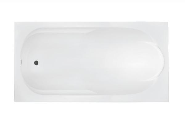 Besco Bona 150x70 akril egyenes kád