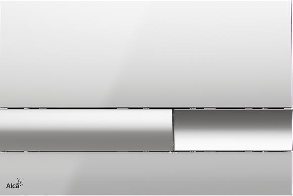 Alcaplast M1741 króm-fényes nyomógomb