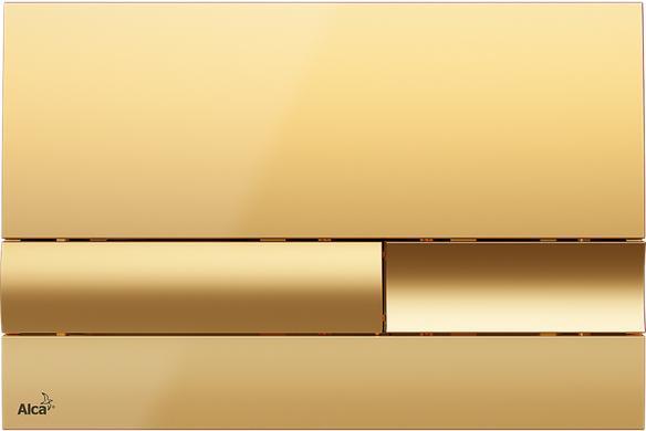 Alcaplast M1745  arany nyomógomb