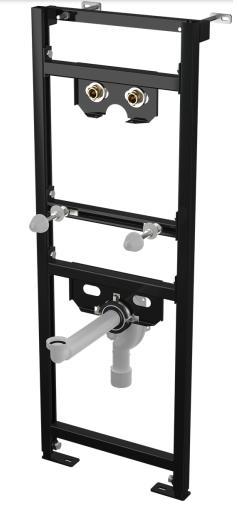 Alcaplast A104AVS/1120 Szerelőkeret mosdóhoz és csaptelephez beépített szifonnal