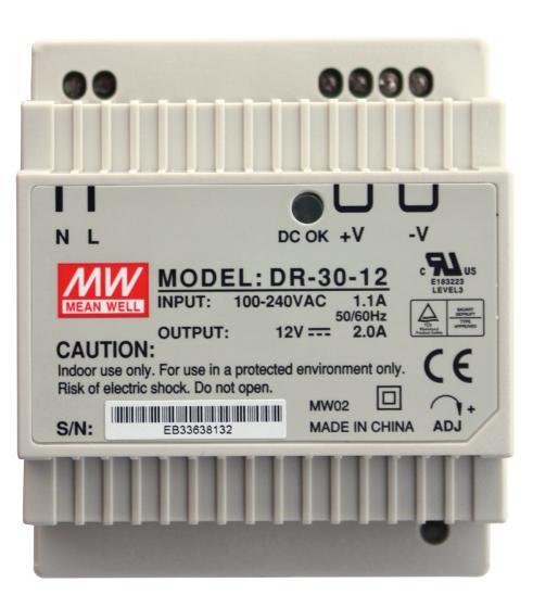 Alcaplast AEZ311 Hálózati tápegység automata öblítőhöz és nyomólap megvilágításhoz