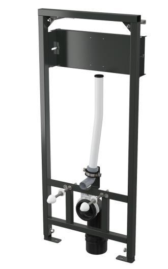 Alcaplast A114S/1200 Szerelőkeret fali WC-hez és szenzorhoz