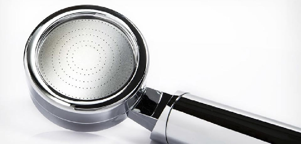 Wellis Aura aromaterápiás zuhanyfej
